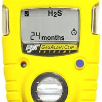 BW Technologies GasAlertClip Extreme Single Gas Detector
