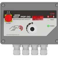 International Gas Detectors (IGD) PGF-30 Gas Safety Shut Off System