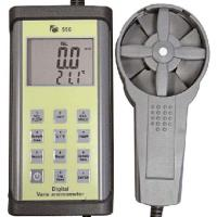 556C1 Digital Vane Air Velocity Anemometer