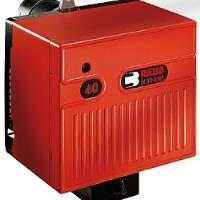 Riello 40 N Series One Stage Heavy Oil Burner