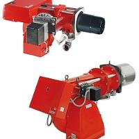 Riello GAS P/M Series Package Gas Burner