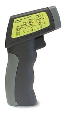 TPI 380 Series Non Contact (IR) Thermometer Range