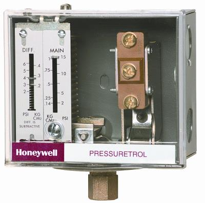 Honeywell L404 PressureTrol Controller